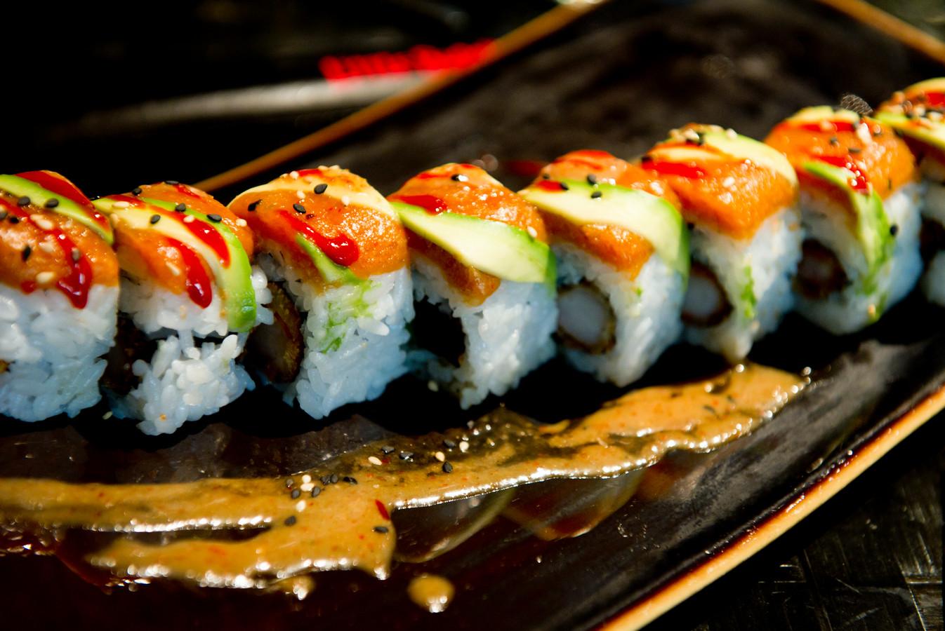 Vriezenveen krijgt een Sushi-restaurant (foto ter illustratie).