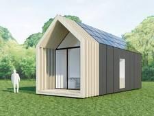 Tiny House is klaar, nu nog een stuk grond