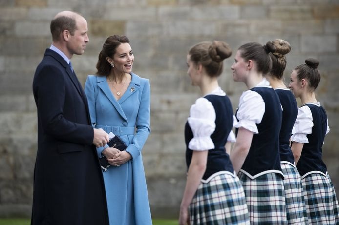 Kate en William gaan meer tijd doorbrengen in Schotland. In mei brachten ze er pas nog een bezoekje.