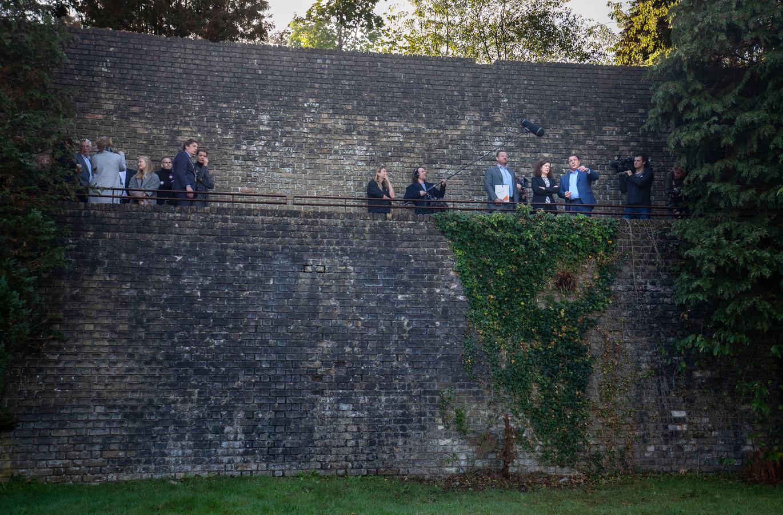 De Muur van Mussert.