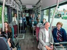 Eerste 'cashloze' dag in RET-bussen verloopt rimpelloos