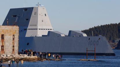Navy kan munitie voor 'Batmanschip' van 4 miljard dollar niet betalen