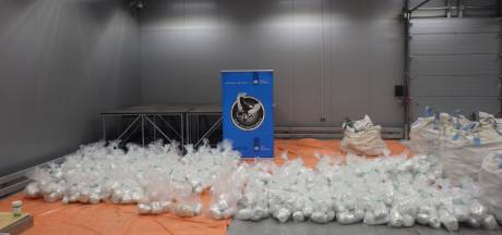 Grootste heroïnevondst ooit in Nederland: megalading verstopt tussen Himalayazout