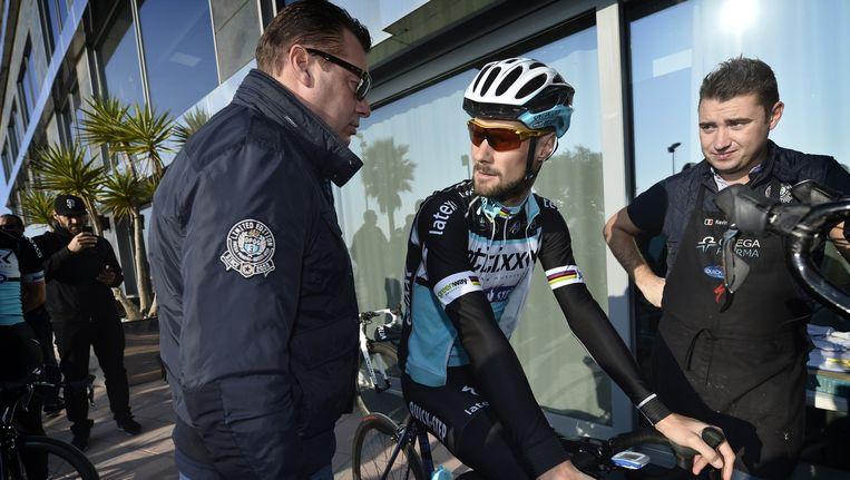 Geen parcoursverkenning van de Omloop voor Tom Boonen en co