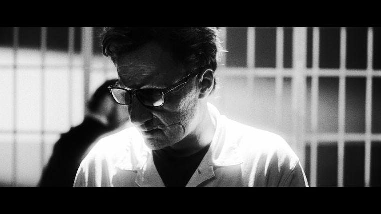 Antoine Princen in 'Het slachtoffer', of is het toch Matthias Schoenaerts? Beeld VRT