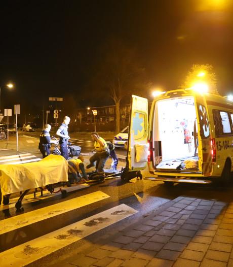 Fietser zwaargewond door valpartij in Rijswijk