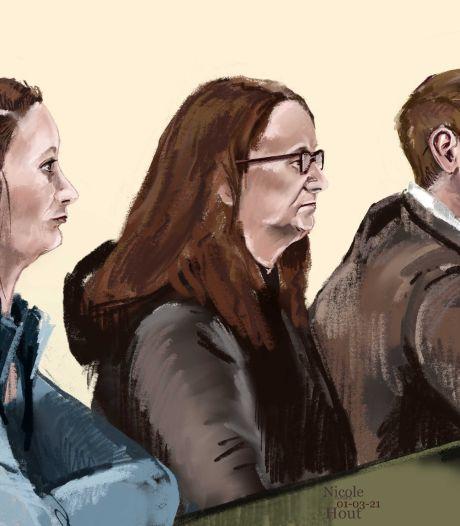 Rouwende weduwe, dochter en schoonzoon jarenlang achter tralies voor moord op Mike Goedhart (50)