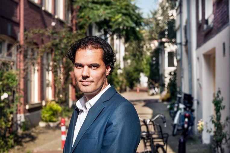 Laurens Ivens Beeld Guus Dubbelman / de Volkskrant