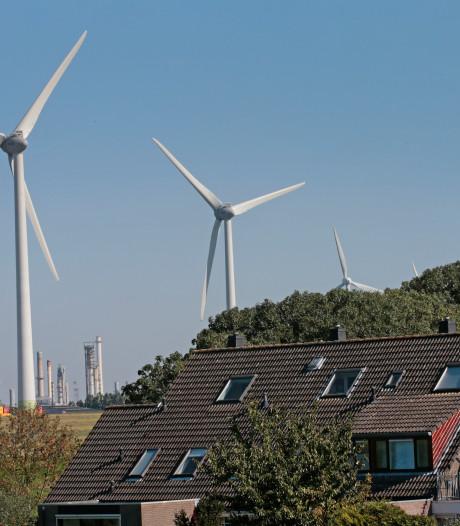 Directeur: Vier windmolens richting Geervliet is kansrijkst