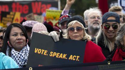 Jane Fonda riskeert celstraf bij nieuwe arrestatie