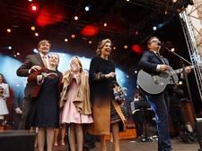 Tilburg toont zich op haar best tijdens drukbezochte Koningsdag 2017
