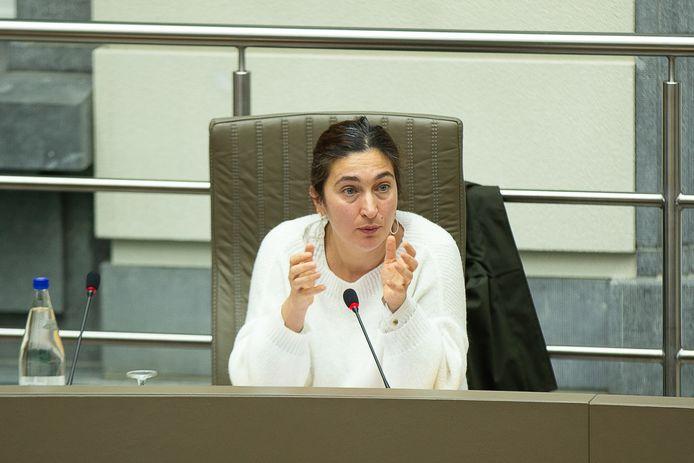 Vlaams minister van Energie Zuhal Demir (N-VA)
