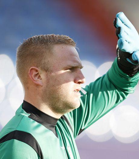 Telgenkamp (33) stopt als doelman, maar kan bij FC Emmen blijven