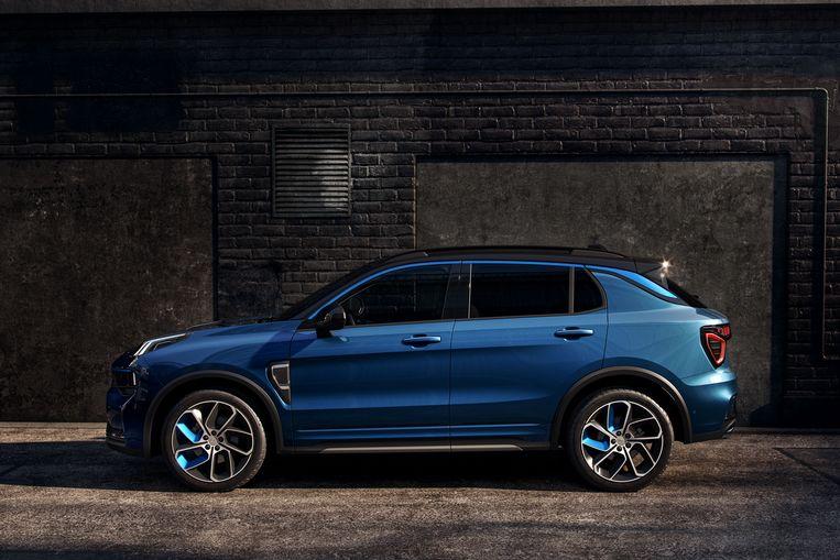 Wie lid wordt van de club, voor 500 euro per maand, krijgt de beschikking over de 01, een hybride SUV. Nieuwprijs 39.000 euro. Beeld RV