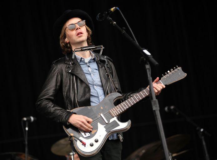 Ook Beck scoorde met zijn hits.