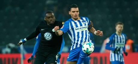 Rekik snel weer beschikbaar voor Hertha