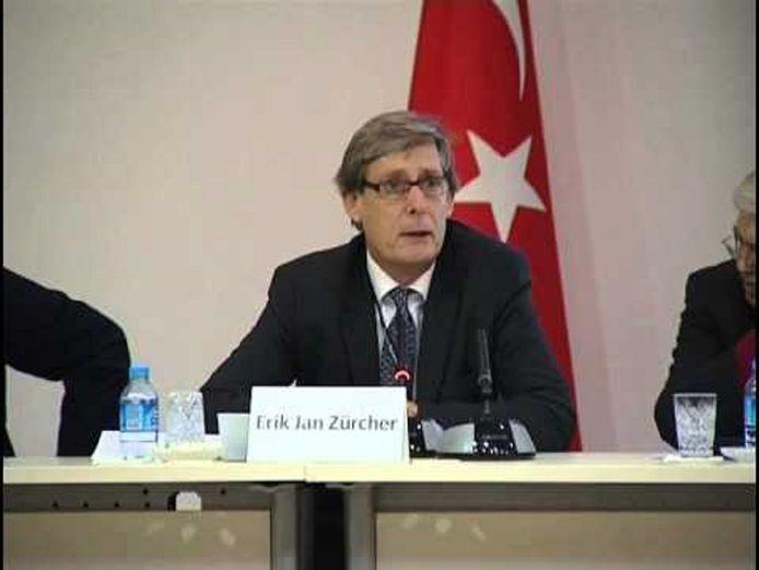 Hoogleraar Turkse talen en culturen Erik Jan Zürcher