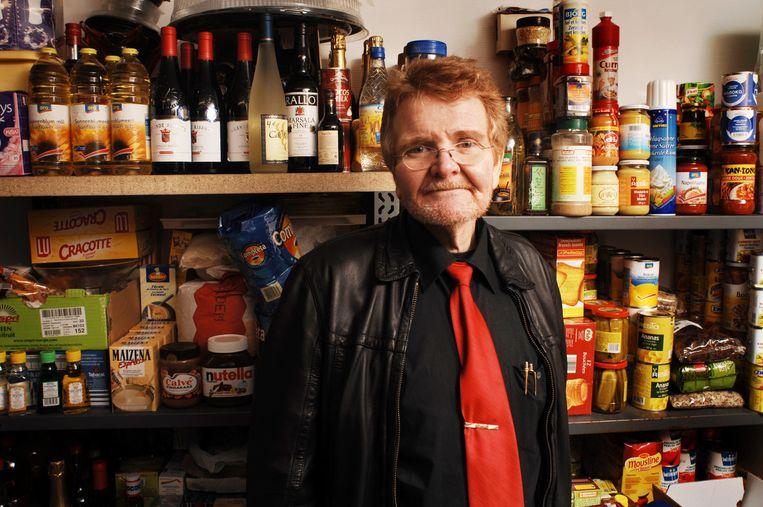 Norbert Verswijver, de man die winkelketens tot wanhoop drijft Beeld Gie Knaeps