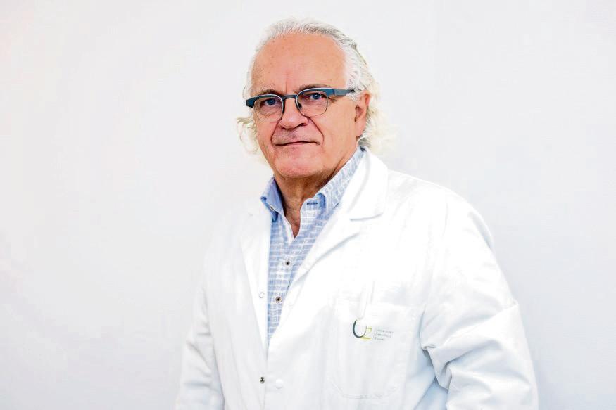 Professor Marc Noppen, CEO van UZ Brussel