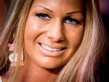 Samantha 'Barbie' de Jong bevallen van zoon Djemino