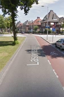 Gemeente Enschede maakt einde aan gevaarlijke knik in Lasondersingel