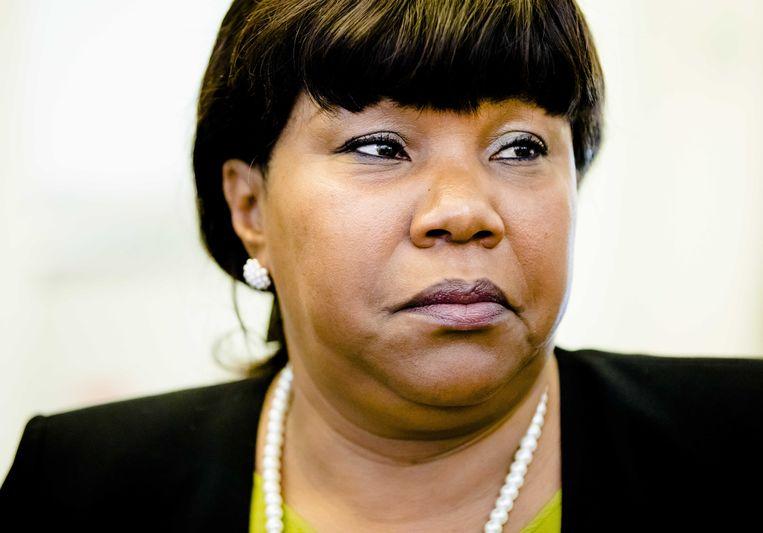 De gevolmachtigd minister van St. Maarten Henrietta Doran-York Beeld anp