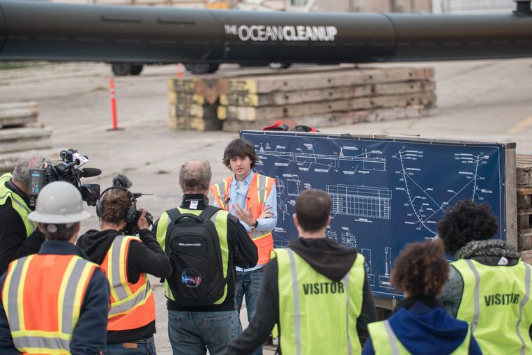 null Beeld The Ocean Cleanup