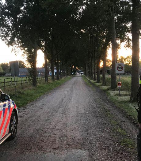 Inbreker overlopen in Helvoirt, man na korte vlucht aangehouden