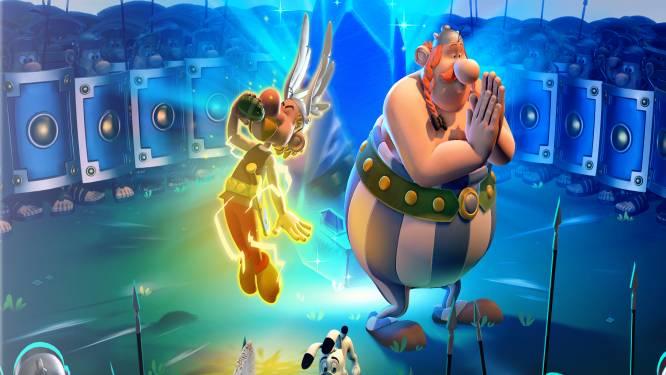 GAMEREVIEW 'Asterix & Obelix XXL 3: The Crystal Menhir': mooie stijl, maar vooral tof in goed gezelschap