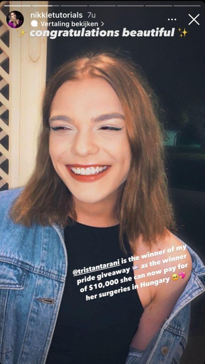 Instagram: NikkieTutorials