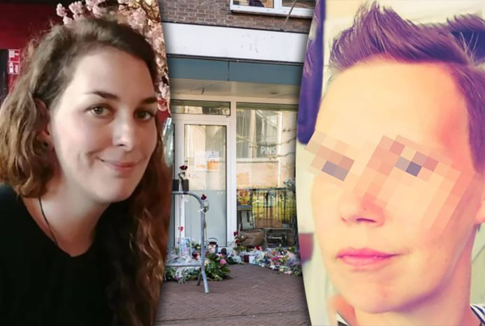 Links: Slachtoffer Ichelle van de Velde (29) Rechts: Sandra H., de 44-jarige vrouw die verdacht wordt van de moord Ichelle
