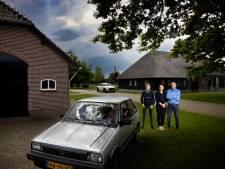Familie Van Mierlo uit Someren bouwde nieuw huis 40 meter verderop: 'Er groeiden hier zwammen aan de muur'