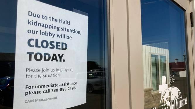 Bende Haïti eist miljoen dollar losgeld per ontvoerde missionaris