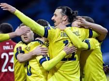 Zlatan luistert rentree op met assist, Van 't Schip stunt tegen Spanje