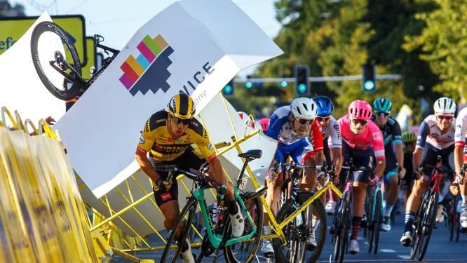 Ronde van Polen ondanks crash Jakobsen verkozen tot evenement van het jaar in eigen land