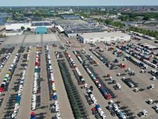 Scania gaat in Zwolle en Meppel weer aan de slag na tekort aan computerchips