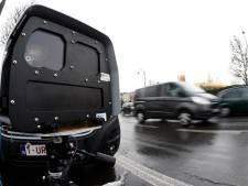 La police de Charleroi avertit de plusieurs radars de contrôle routier