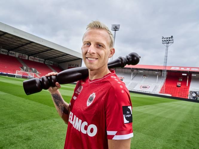 """Als 'smaakmaker' Ritchie De Laet over Antwerp praat, gaan de ogen fonkelen: """"Winnen moet een gewoonte worden, zoals bij Club Brugge"""""""