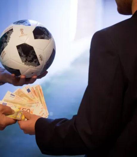 Le football belge dans le viseur du fisc