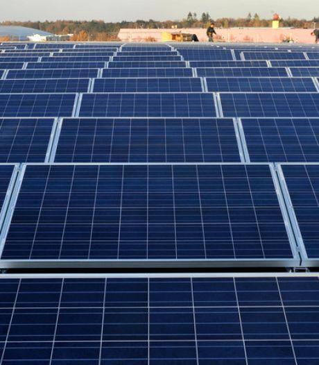 Stop op grote wind- en zonneparken in Ermelo