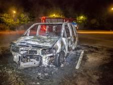 Autobrand Eerbeek mogelijk aangestoken