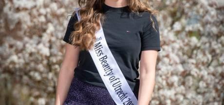 Amersfoortse Aprill (18) ging de strijd aan met anorexia en staat nu in de finale Miss Beauty of Utrecht