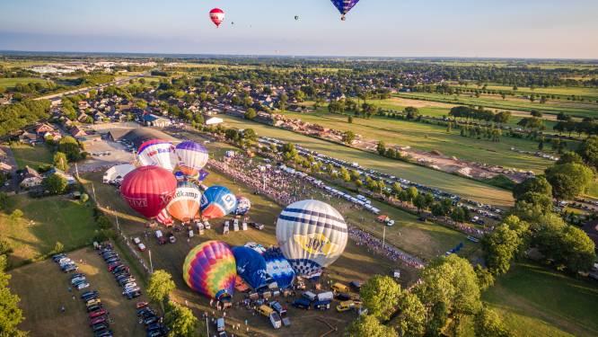 Tweede avond ballonfeest Vechtdal en Kop van Overijssel gaat wel door: 'We gaan ervoor'