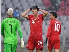 """Müller après la défaite contre le PSG: """"Si on gagne 6-3, c'est une autre histoire"""""""