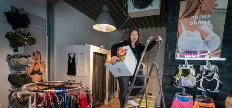 Sherons XL Lingerie verhuist van Arnhem naar Bemmel: 'Ik spreek niet meer van een winkel'