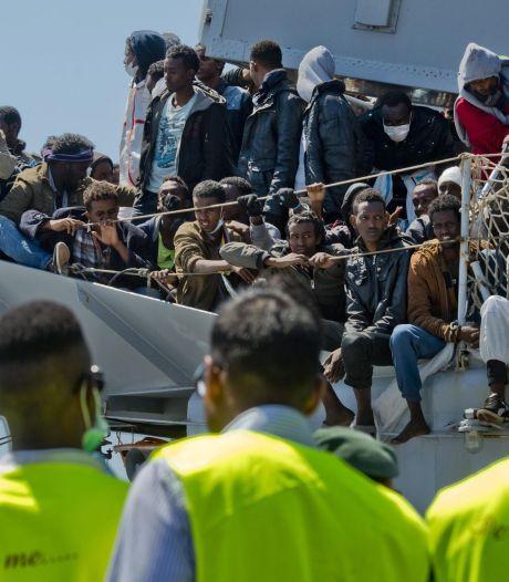 'Hele EU moet meehelpen aan oplossing voor vluchtelingen'