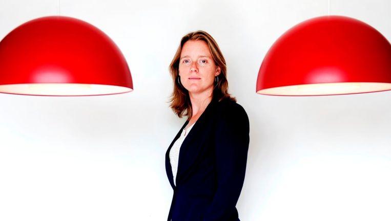 Onderwijsdeskundige Louise Elffers. Beeld Olaf Kraak