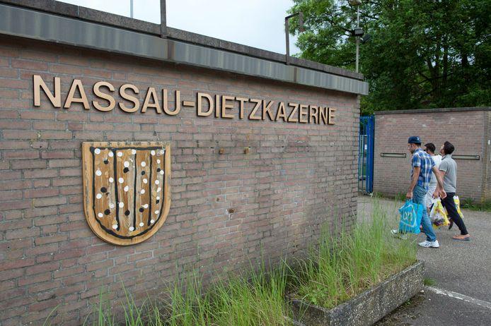 De voormalige Nassau-Dietzkazerne.