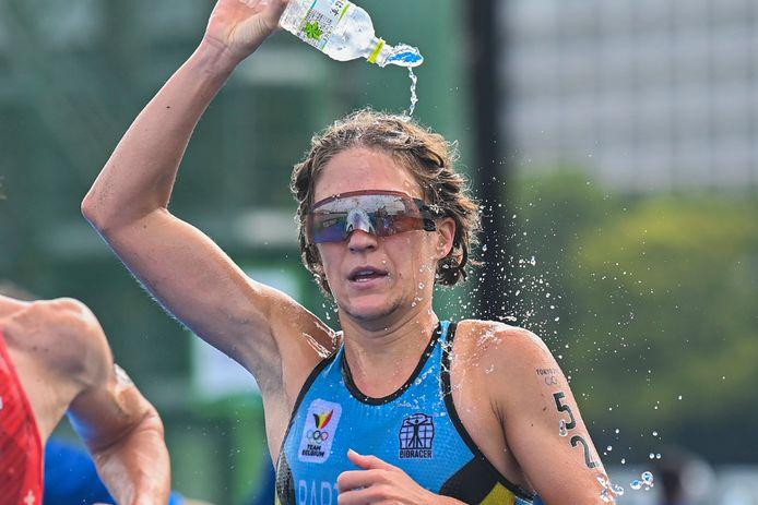 En prenant la 10e place du triathlon olympique, Valérie Barthelemy a réussi la meilleure performance de sa carrière.