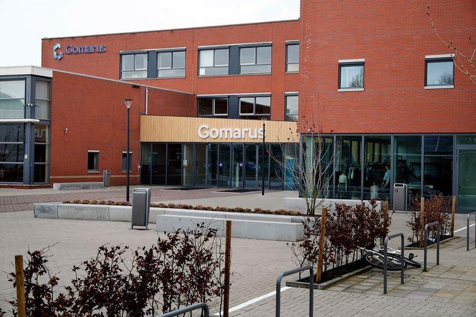 Middelbare school Gomarus in Gorinchem.